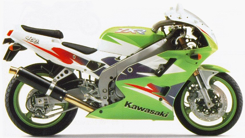 Kawasaki Zxr Manual