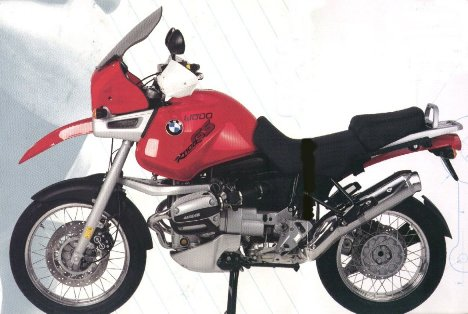 Engine BMW R 1100 GS Frame /& Covers Bolt Pack 1997-1998
