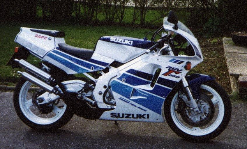 Suzuki Rg  Fun For Sale
